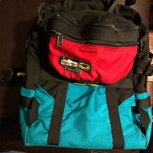 Mountain smith three in one backpack